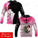 I am a mighty warrior princess Child of God Personalized ALL OVER PRINTED SHIRTS 151220