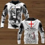 Be hold he is coming ALL OVER PRINTED SHIRTS 161220