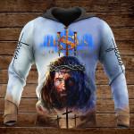 Jesus is my savior OVER PRINTED SHIRTS 161220
