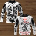 I'm a christan I'm not perfect ALL OVER PRINTED SHIRTS 161220