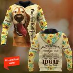 Golden Retriever before you Personalized ALL OVER PRINTED SHIRTS 171220