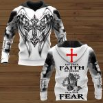 Let your faith be bigger ALL OVER PRINTED SHIRTS 171220