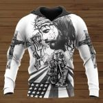 God Bless our firefighters one and all keep them safe on every call ALL OVER PRINTED SHIRTS 191220
