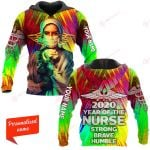 2020 year of the nurse Personalized ALL OVER PRINTED SHIRTS 191220