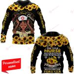Sunflower nurse Personalized ALL OVER PRINTED SHIRTS 211220