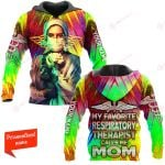 My favorite respiratory therapist calls me mom ALL OVER PRINTED SHIRTS 21122006