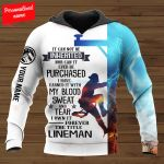 It can not be inherited Personalized ALL OVER PRINTED SHIRTS 221220