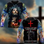 A child of god ALL OVER PRINTED SHIRTS 231220