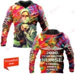 2020 year of the nurse Personalized ALL OVER PRINTED SHIRTS 231220