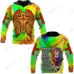 Jesus is my god ALL OVER PRINTED SHIRTS 231220