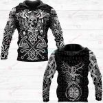 Viking ALL OVER PRINTED SHIRTS 231220