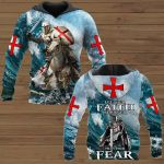 Let your faith be bigger than your fear ALL OVER PRINTED SHIRTS 231220