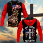One nation under god ALL OVER PRINTED SHIRTS 241220