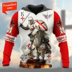 Knight templar Personalized ALL OVER PRINTED SHIRTS 241220