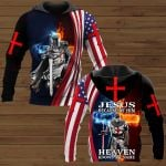 Jesus because of him ALL OVER PRINTED SHIRTS 281220