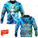 2021 nurse Personalized ALL OVER PRINTED SHIRTS 291220