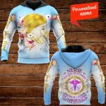 Nurse the soul of angel Personalized ALL OVER PRINTED SHIRTS 291220