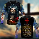 I Believe In The God The Father I Believe In Christ The Son I Believe In The Holy Spirit Our God Is Three In One ALL OVER PRINTED SHIRTS HOODIE