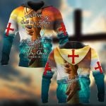 I Believe in God Our Father I Believe in Christ The Son I Believe in The Holy Spirit Our God is Three In One ALL OVER PRINTED SHIRTS Dh01042106