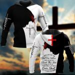 I Believe in God Our Father I Believe in Christ The Son I Believe in The Holy Spirit Our God is Three In One ALL OVER PRINTED SHIRTS Dh01042108