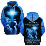 I Believe in God Our Father I Believe in Christ The Son I Believe in The Holy Spirit Our God is Three In One ALL OVER PRINTED SHIRTS Dh01042102