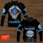 I Was Born To Be A Paramedic To  Hold To Aid To Save To Help To Teach  Nurse Personalized ALL OVER PRINTED SHIRTS