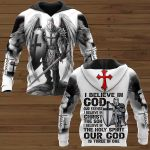 I Believe In God Our Father I Believe In Christ The Son I Believe In The Holy Spirit Out God Is Three In One ALL OVER PRINTED SHIRTS