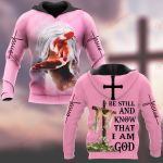 Be Still And Know That I Am God ALL OVER PRINTED SHIRTS