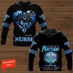 #essential Nurse I Was Born To Be A Nurse To Hold To Aid To Save To Help To Teach Nurse Personalized ALL OVER PRINTED SHIRTS