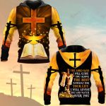 The Lord Says I will Guide You Along The Best Pathway For Your Life I Will Advise You and Watch Over You ALL OVER PRINTED SHIRTS 11012106