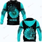 In a World Full of Princesses Be A Nurse flower ALL OVER PRINTED SHIRTS 11012109