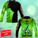 Patrick's Day Personalized ALL OVER PRINTED SHIRTS