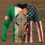 Patrick's Day ALL OVER PRINTED SHIRTS