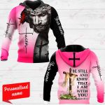 Be Still And Know That I Am With You Personalized ALL OVER PRINTED SHIRTS
