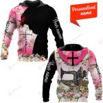 Be Still And Know That I Am With You Sewing Personalized ALL OVER PRINTED SHIRTS