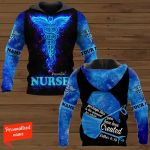Perhaps This Is The Moment For Which You Have Been Created Esther 4:14 Nurse Personalized ALL OVER PRINTED SHIRTS
