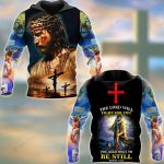 The Lord Will Fight For You You Need Only To Be Still Exodus 14:14 ALL OVER PRINTED SHIRTS
