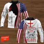 God Knew My Heart Need Love So He Gave ME My Wife Personalized ALL OVER PRINTED SHIRTS
