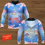 Nursing Is A Work Of Heart Nurse Personalized ALL OVER PRINTED SHIRTS