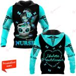 Warm Compassionate Caring Dedicated Loving Kind Loyal Reliable Fun Nurse Practitioners Personalized ALL OVER PRINTED SHIRTS