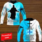 CNA's Prayer CNA life Personalized ALL OVER PRINTED SHIRTS