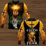 Let Your Faith be Bigger than Your Fear ALL OVER PRINTED SHIRTS 20012104