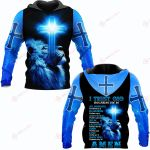 I Trust God Because He Is All Powerful All Knowing All With Me Wise Faithful Good Love Merciful Amen ALL OVER PRINTED SHIRTS