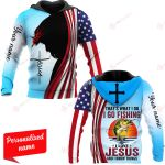 That's What I Do I go Fishing I Love Jesus And Know Things Personalized ALL OVER PRINTED SHIRTS