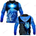 Jesus Is My God My King My Lord My Savior My Everything! ALL OVER PRINTED SHIRTS