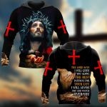 The Lord Says I Will Guide You Along The Best Pathway For Your Life I Will Advise You And Watch Over You ALL OVER PRINTED SHIRTS