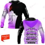 Lord Jesus Enlighten What's Dark In Me Strengthen Personalized ALL OVER PRINTED SHIRTS