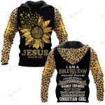 I Am A Bible Believe Prayer Pray In Praise Singin' Faith Walkin' Highly Favored Heart Blessin' Save And Servin' Jesus Lovin' Christan Girl ALL OVER PRINTED SHIRTS