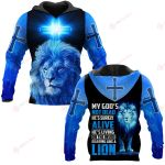 My God's Not Dead He's Dead He's Surely Alive He's Living On The Inside Roaring Like A Lion ALL OVER PRINTED SHIRTS