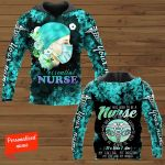 I Was Born To Be A Nurse  To Hold To Aid To Save To Help To Teach To Inspire It's Who I Am My Calling My Passion My Life And My World Personalized ALL OVER PRINTED SHIRTS